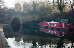 Morning light at #Islington Tunnel