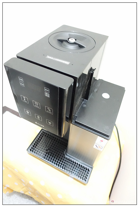 [體驗]元山牌觸控式濾淨開飲機~結合濾水壺式濾心,家中喝水更放心 @VIVIYU小世界