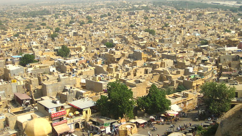 City view, Jaisalmer