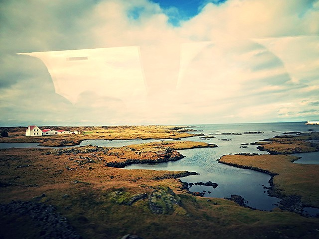 flybus ride, things to do in iceland on a budget, budget tips for iceland, save money in iceland