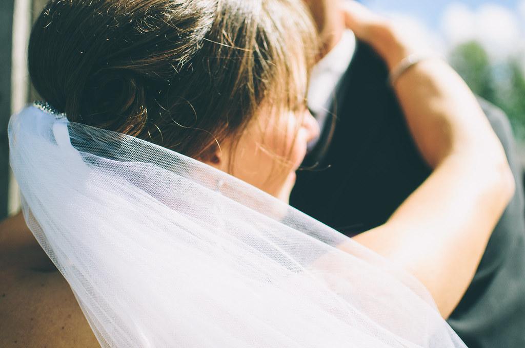 Imagen gratis de recién casados