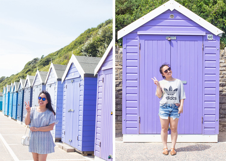 5.COLLAGE PURPLE HUT ME AND HAILEY