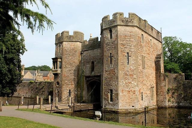 Palacio episcopal de Wells