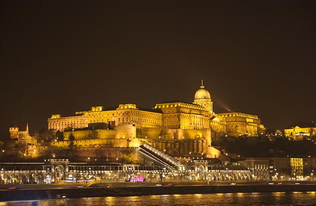 Budapest - Castillo de Buda - Buda Castle - 05