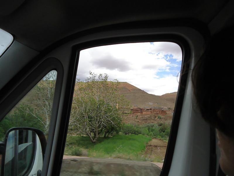 En la furgo por los caminos de Marruecos