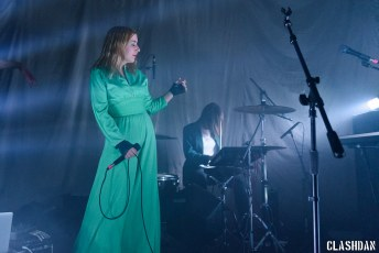 Austra @ Motorco Music Hall in Durham NC on January 29th 2017