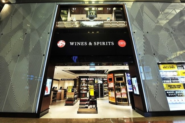 DFS Unveils New Wines And Spirits Flagship Store At Changi Airport, Singapore, Chloe Tiffany Lee (3)