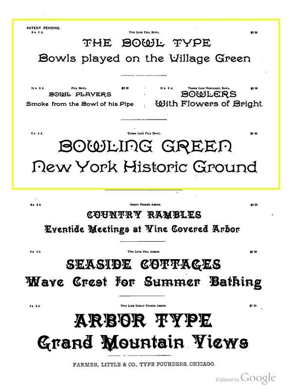 Bowl, Farmer 1887