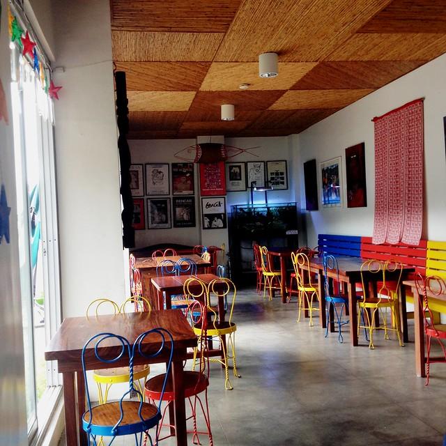 Cafe Sabel at BenCab Museum
