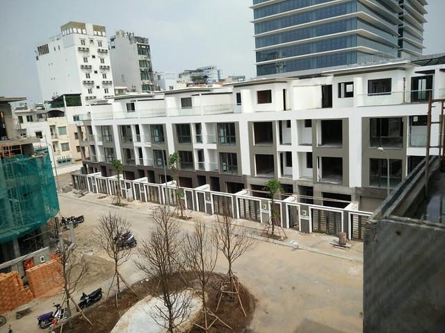 Cập nhật tiến độ xây dựng dự án Hà Đô Centrosa Garden - Quận 10