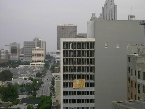 Courtland Street - Atlanta, Georgia