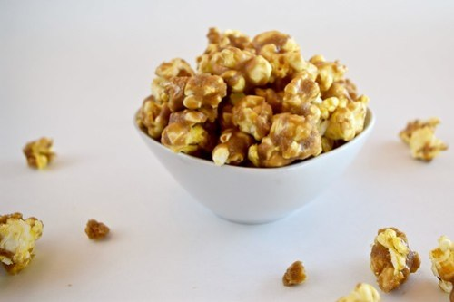 butterscotch caramel corn