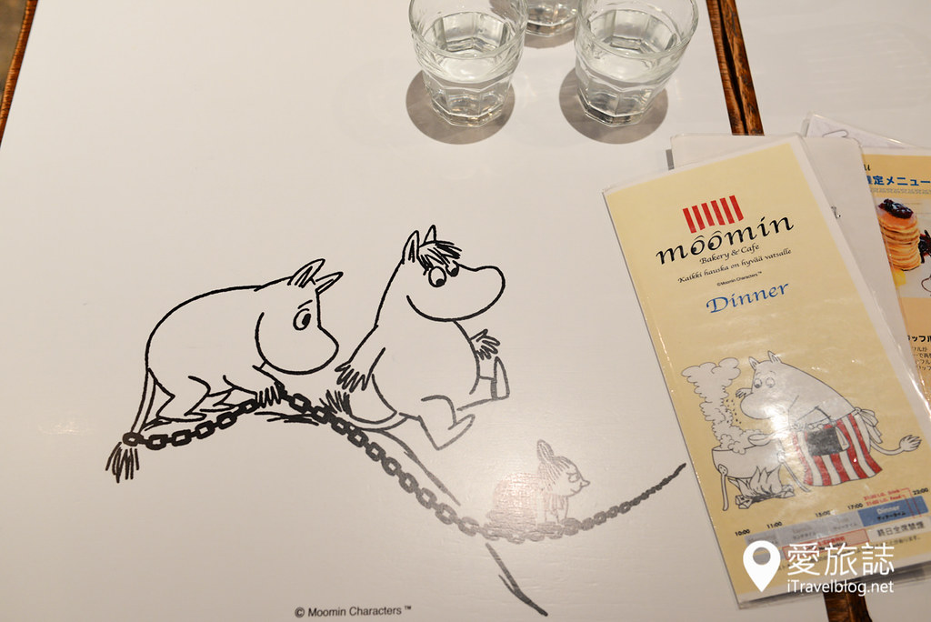Moomin House Cafe 嚕嚕米咖啡廳 20