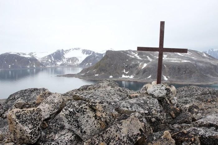 Ytre Norskoya, Svalbard, Arctic