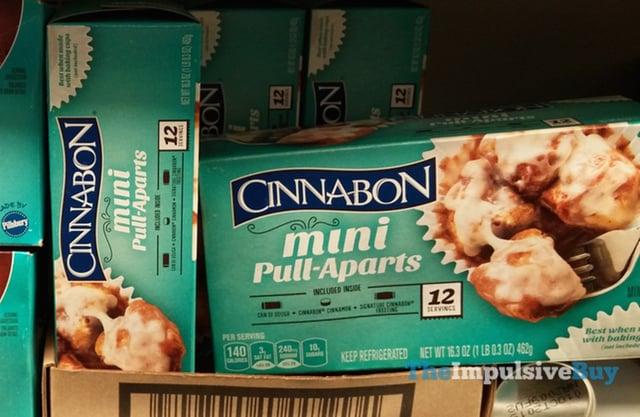 Cinnabon Mini Pull-Aparts