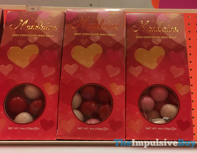 The Madelaine Chocolate Company Milk Chocolate Malt Balls