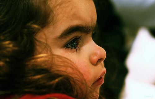 Nadia, cry baby cry