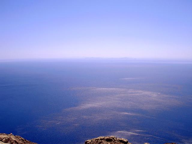 Ikaria 157 - The Sea