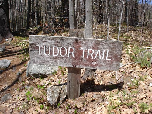 Tudor Trail Marker by DrDry11