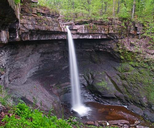 Carpenter's falls courtesy of Matt Champlin