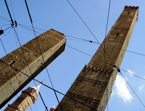 Twin towers, Bologna