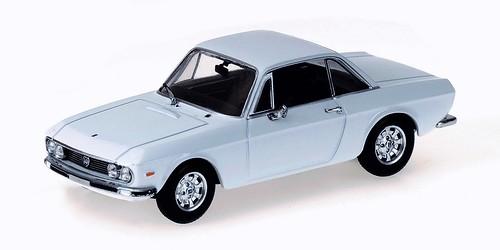 22 Minichamps Lancia Fulvia coupé