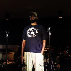Memphis MC @jasondahater at @inlovememphis #LiveFromMemphis #MemphisMusic