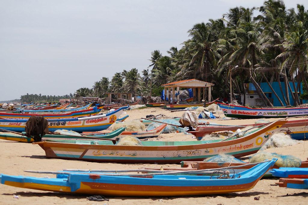 Indien India Pondicherry Puducherry Blog (16)