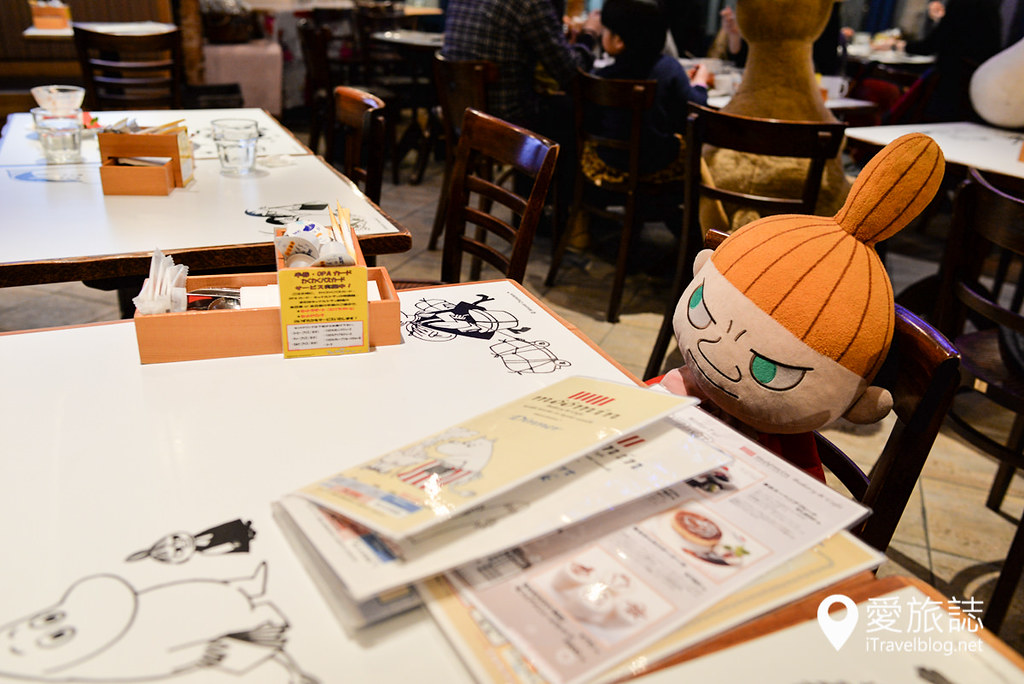 Moomin House Cafe 嚕嚕米咖啡廳 24