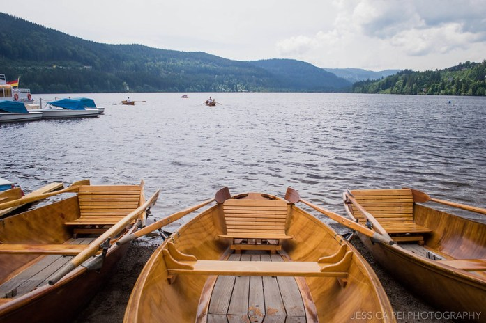 Lake Titisee Black Forest Germany