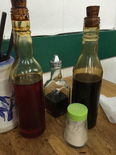 台北,小吃,東吳大學,樺林乾麵,美食 @VIVIYU小世界
