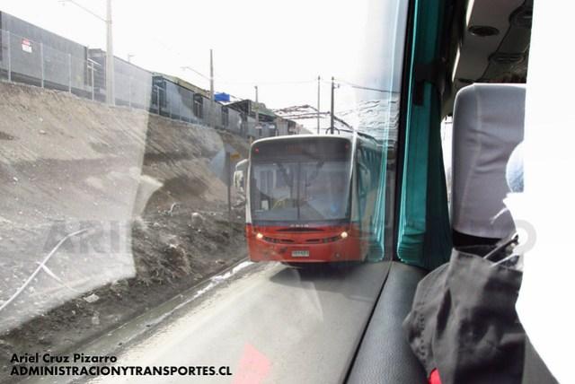 Link Services - Codelco El Teniente - Caio Apache Vip / Volvo (YH5433)