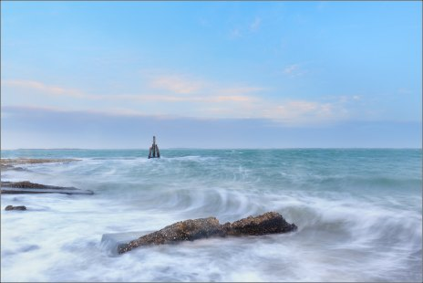 Het ritme van de golven, Grevelingenmeer, Den Osse
