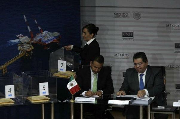 Firma mexicana se adjudica dos bloques petroleros