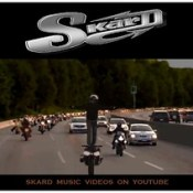 SKARD rock band ~ Biker Rock Music