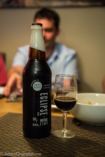 FiftyFifty Imperial Eclipse Stout - Elijah Craig 20 Year Barrel