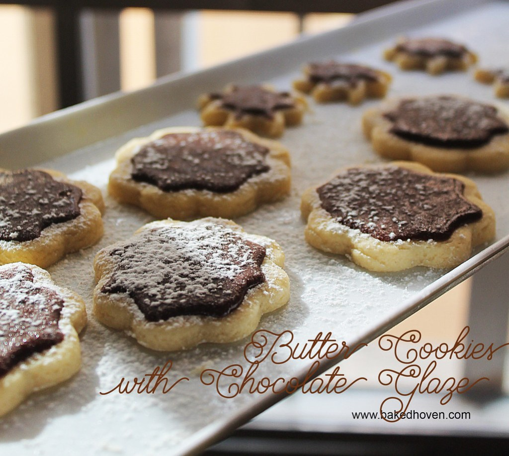 Butter Cookies with choco glaze(1) copy