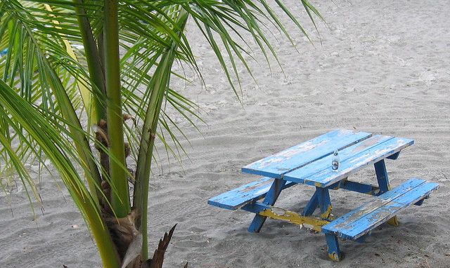 Beach Bum Table