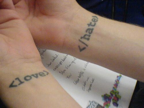 @media 2006 - Geek tattoos