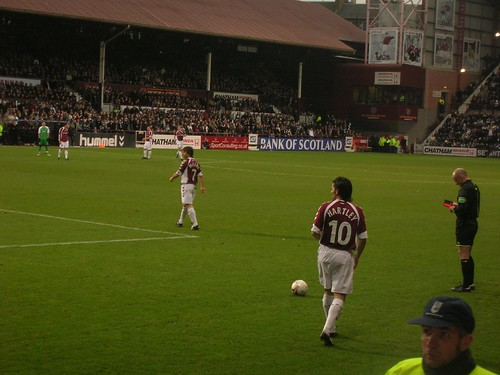 Boxing Day 2006 ~ Hearts 3 - Hibernian 2