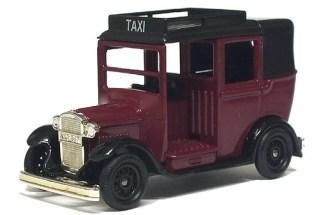 08 Lledo Austin Taxi 1930 (1)