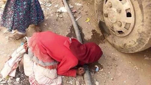 El agua es un bien escaso en Yemen