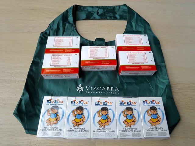 Vizcarra vitamins