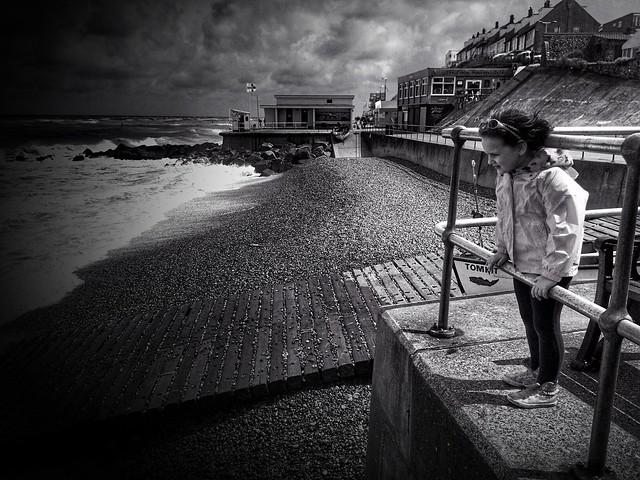 Windy in Sheringham