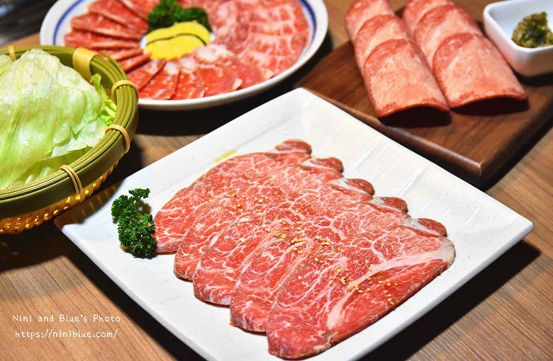 台中燒肉推薦雲火燒肉10