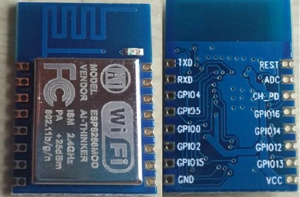 ESP8266-ESP01