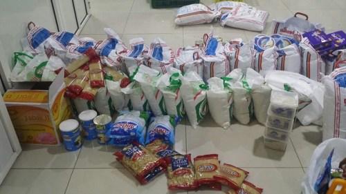 Productos alimenticios para Yemen