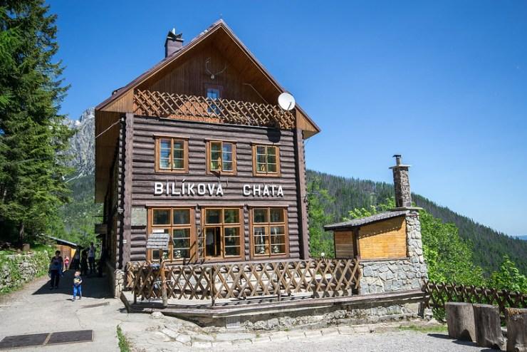 Our hotel - Bilíkova Chata