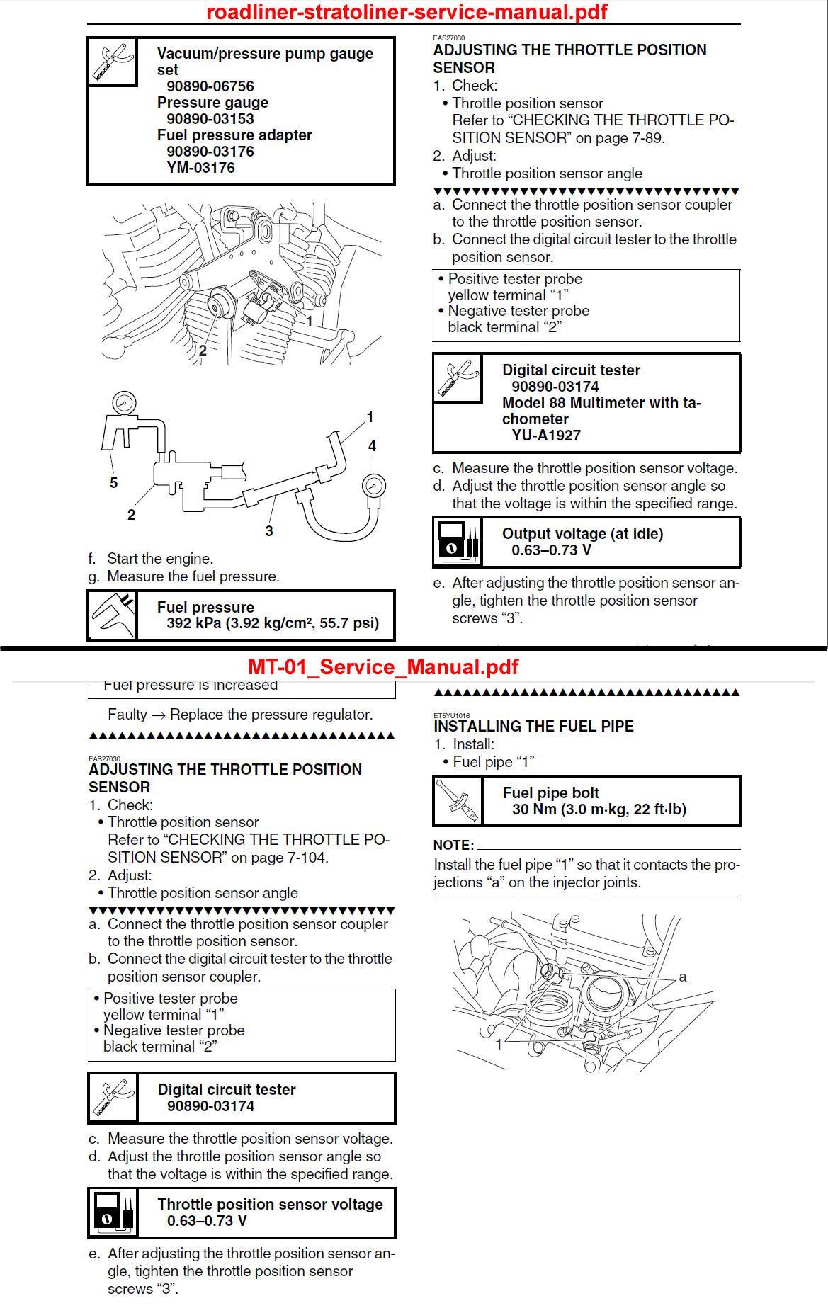 Tps Throttle Position Sensor 101