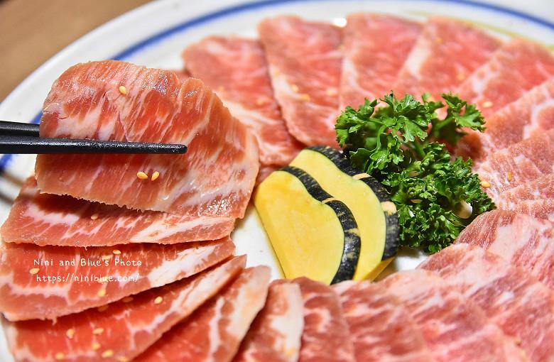 台中燒肉推薦雲火燒肉14